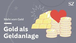 Gold als Geldanlage – lohnt sich das?