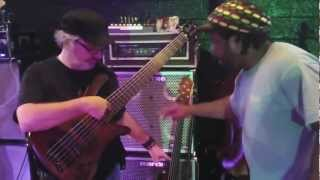 Victor Wooten Band: Introductions