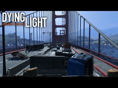 IT'S THE FINAL COUNTDOWN! | Dying Light Custom Map (Bridge of Decay)