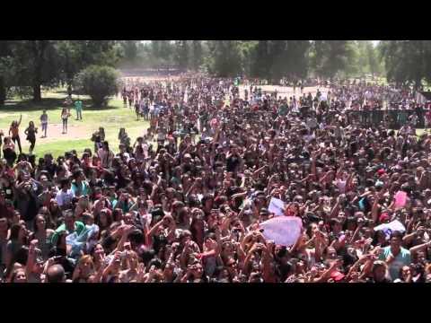 Jonas Brothers Soundcheck - Cordoba, Argentina 2013