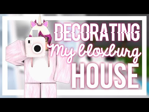 decorating-my-house-||-bloxburg