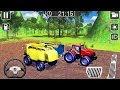 Real Tractor Farming Town Simulator 2019 - Tractor Driving - Android GamePlay