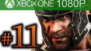 Ryse Son of Rome Walkthrough Part 11 [1080p HD Xbox ONE] - No Commentary