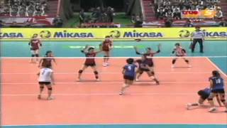 ONUMA vs EBATA in Olympic Qualified 2012