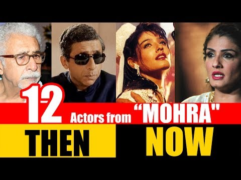 """12 Bollywood Actors From """"MOHRA"""" 1994 