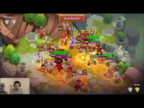 Brute FORCE Dove Keeper FUN Test After LBF Castle Clash