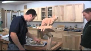 12 Tool Intermediate Carving Set 13d15 Presented By Woodcraft & Pfeil