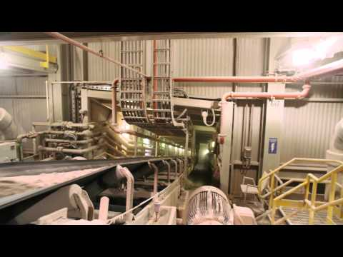 Potash Mining Video