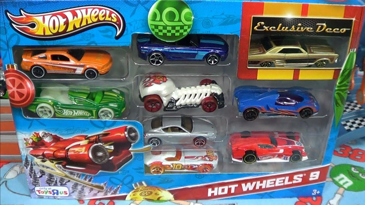 2013 Toys R Us Holiday Exclusive 9 Pack 64 Buick Riviera