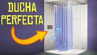 ✔ Minecraft: Como hacer una ducha FUNCIONAL