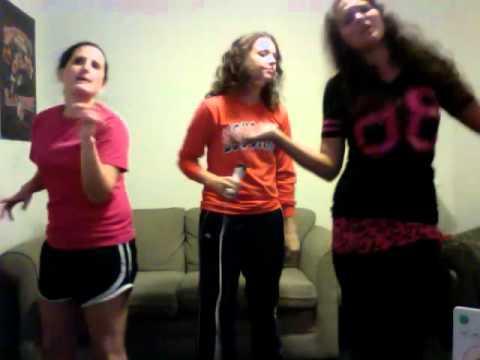 Glee Karaoke Lean on Me