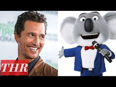 'Sing' Voice Cast: The Faces Behind The Comedy AND The Music! | THR