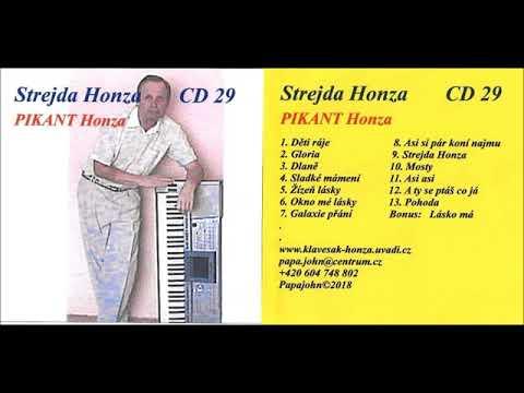 PIKANT Honza CD