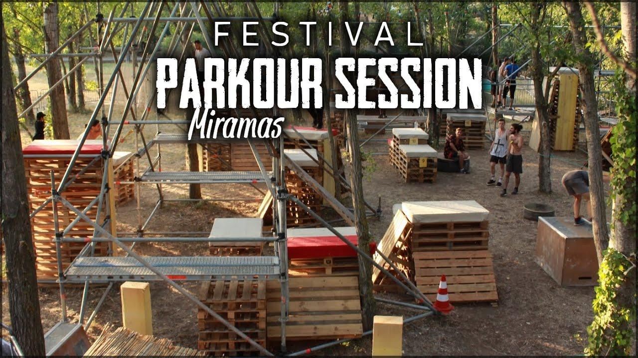 FESTIVAL PARKOUR SESSION (MIRAMAS)