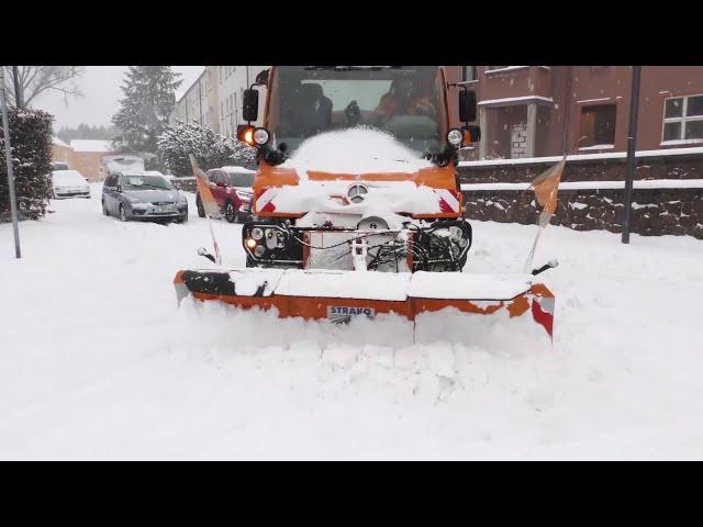 Shortnews: Winterwetter hat Seenland fest im Griff
