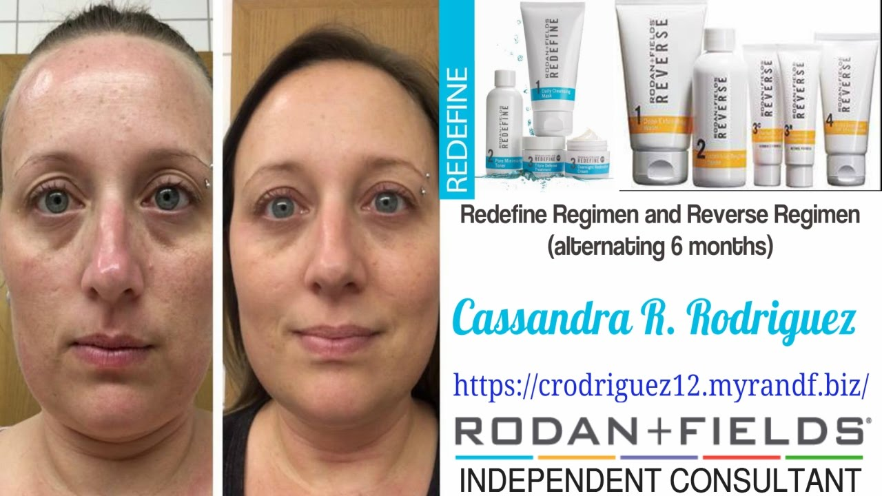 Rodan Fields Multifunction Eye Cream Youtube