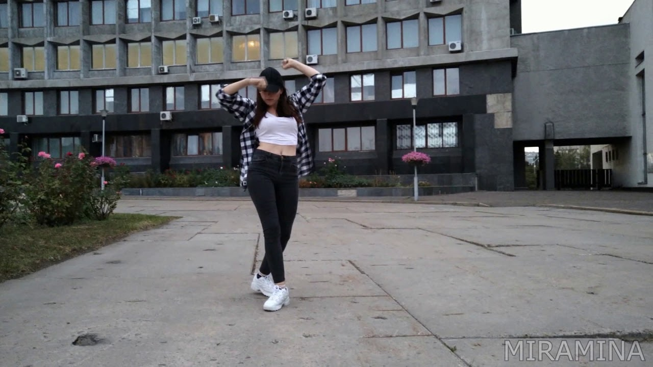 "BLACKPINK Lisa - ""I Like It""  - TIFFANY Dance Cover [MIRAMINA] InUKRAINE.SUMY"