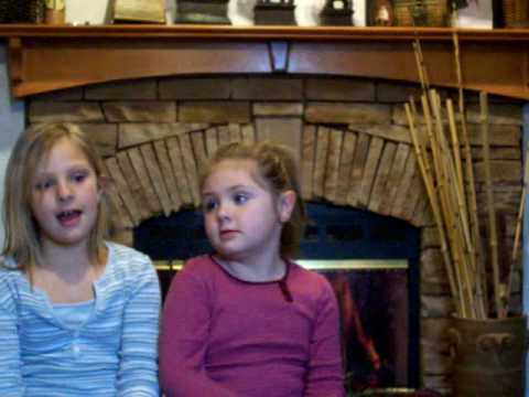"""sis & shelb sing """"Honestly"""" by the Isaacs"""