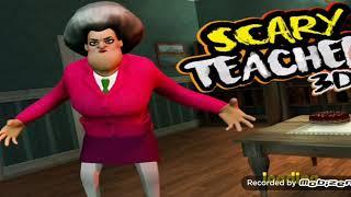  ПРАНКУЮ ЗЛУЮ УЧИЛКУ  Scary Teacher 3D (прохождение)