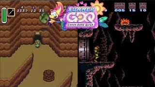Link To The Past + Super Metroid Combo Randomizer By Andy And Ivan In 2:53:57  Sgdq2019