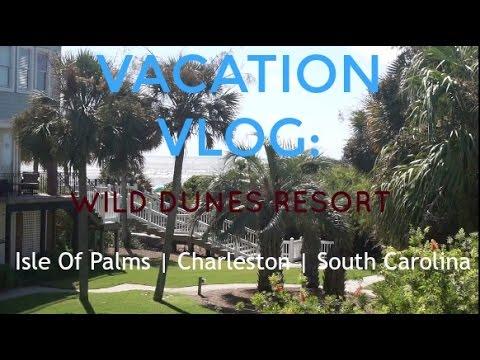 VACATiON VLOG: iSLE OF PALMS, SOUTH CAROLINA | AudaciouslyKari