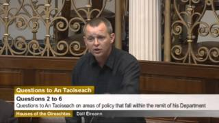 Richard Boyd Barrett challenges Taoiseach Enda Kenny to real and honest debate on renewable energy