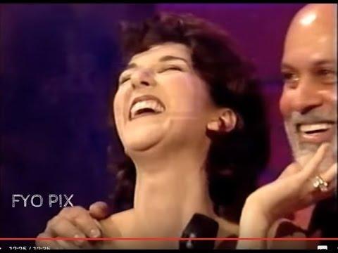 CELINE DION & RENÉ ANGÉLIL - BENEZRA - Entrevue / Interview (Partie 3 de 4) 1994