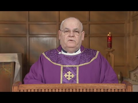Catholic Mass Today | Daily TV Mass, Saturday February 20 2021