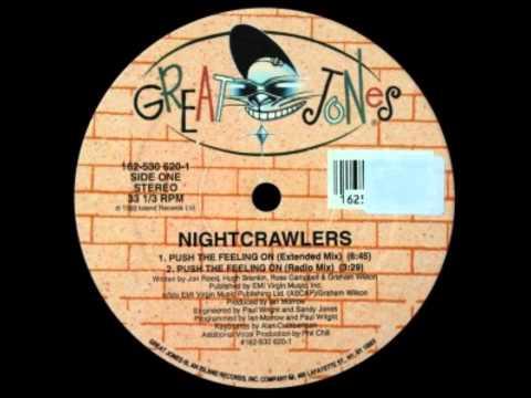 Nightcrawlers - Push The Feeling On (Original Extended Mix)