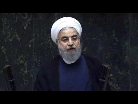 Iranian president responds to US sanctions