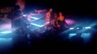 el show de terror de rocky Mexico 2009. floor show