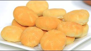 قرص بالجبنة القريش | نجلاء الشرشابي