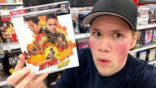 Blu-ray / Dvd Tuesday Shopping 10/16/18 : My Blu-ray Collection Series