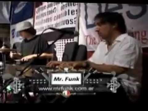 Mr Funk - Covers Funk, Soul & Disco