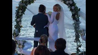 Дима Билан отпраздновал свадьбу в Севастополе