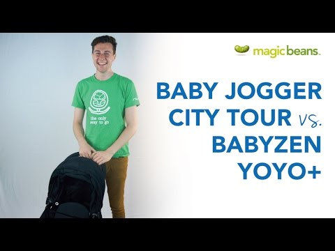 Baby Jogger City Tour vs BabyZen YoYo+ Stroller Comparison |