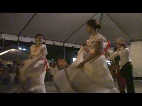 Costa Rican Dance Troupe