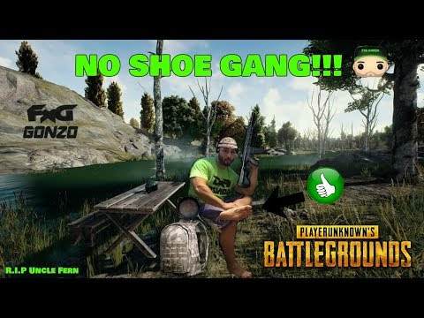PUBG: No Shoe Gang!!! Chicken Dinner