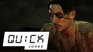 Yakuza Remastered Collection: Quick Look (Video Game Video Review)