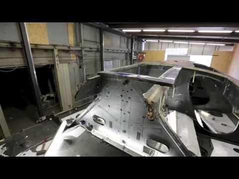 Rebuilding Vestas Team Wind VO65