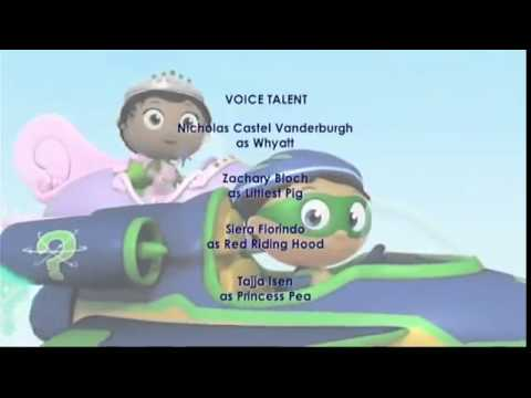 Super Why! Ending Credits Core Toons Decode Entertainment Out of the Blue Enterprises CBC