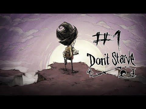 Don't Starve | Temiz Bir Başlangıç | Bölüm 1