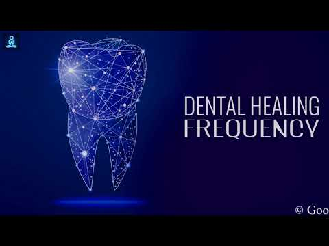Dental Healing Frequency : Repair Teeth & Gums - Teeth Regeneration Binaural Beats