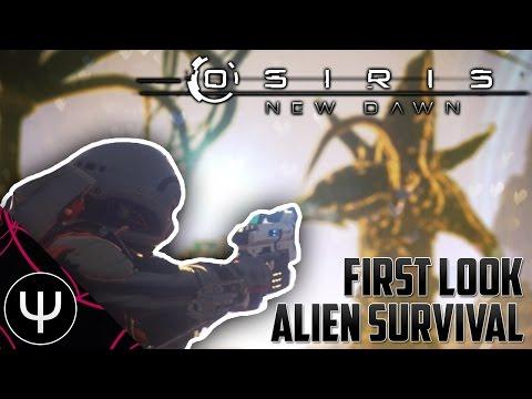 Osiris: New Dawn — First Look — Alien Survival!