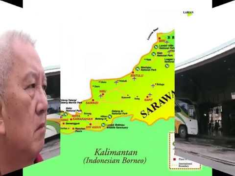 Malaysia Sarawak/Brunei Tour Day 13 沙撈越与汶莱游 (18 May 2009)