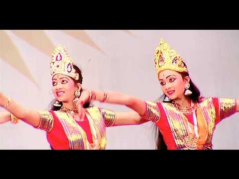Mahishasura Mardini- Ugadi Vedukalu'14 Dubai by Krishna Veni ,Choreography by Vimmi Eeswar