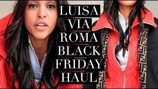 recoger congelado verdad  TRY ON HAUL-ON SALE BLACK FRIDAY 2018: Balenciaga, Balmain, Givenchy,  Fendi, Self Portrait - YouTube
