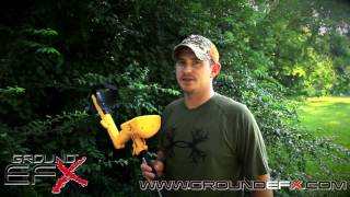 Ground EFX Metal Detector Tips (Dunham's Sports)