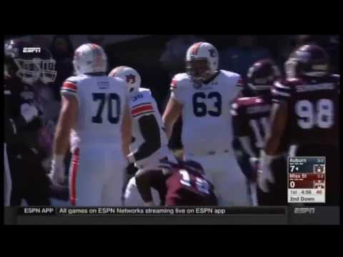 Rush Hour Football 2016-Auburn vs. Mississippi State