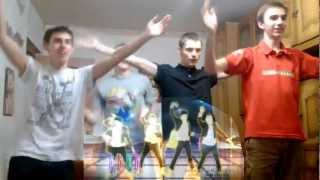 One Direction -- What Makes You Beautiful (just dance 4) ICE SLIDE